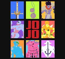 JoJo's Bizarre Adventure - Weapons & Stands T-Shirt