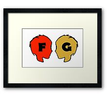 Forever - Fred and George Weasley Framed Print
