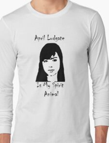 Spirit Animal Ludgate Long Sleeve T-Shirt
