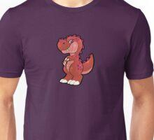 Happy T-Rex Unisex T-Shirt
