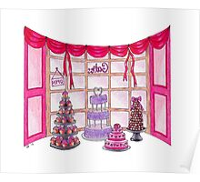 In The Cake Shop Poster