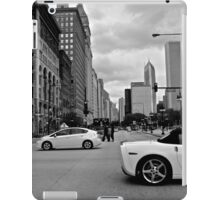 Crossroad. iPad Case/Skin