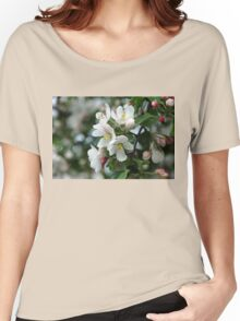 Apple Blossoms Women's Relaxed Fit T-Shirt