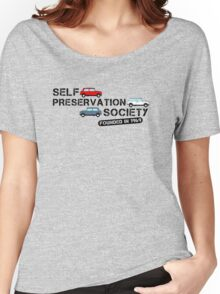 Self Preservation Society Women's Relaxed Fit T-Shirt