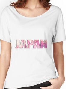 Cherry blossoms in japan Women's Relaxed Fit T-Shirt