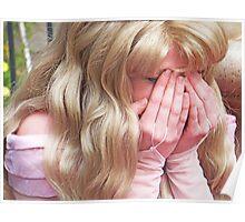 Princess Peek-a-Boo Poster