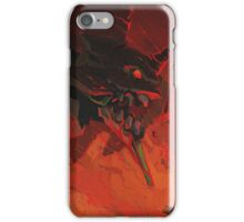 Evangelion EVA 03 iPhone Case/Skin