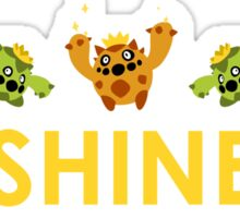 Cacnea - Shine Sticker