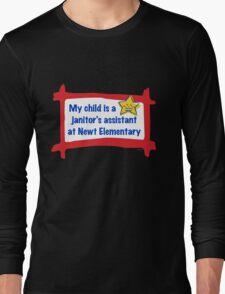 Proud Parent USA Long Sleeve T-Shirt