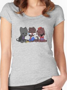 Doctor Pup Women's Fitted Scoop T-Shirt