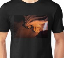 The Branch and the Light Beam Unisex T-Shirt