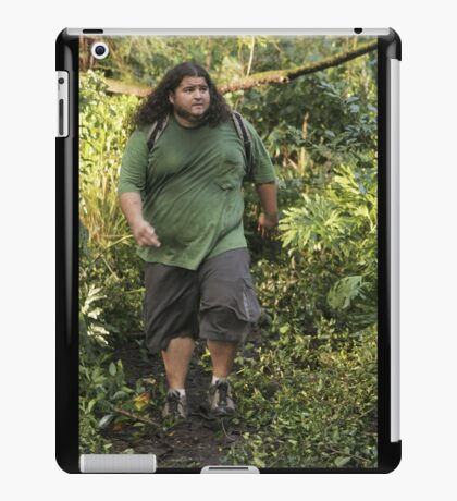 WE HAVE TO GO BACK iPad Case/Skin