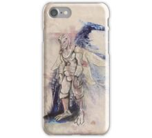 Fantasy Insect Warrior Art iPhone Case/Skin