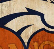 OMAHA Denver Orange Crush Football Stickers, Skins, Poster, Shirts, Mugs Sticker