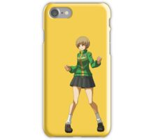 Chie (yellow) iPhone Case/Skin