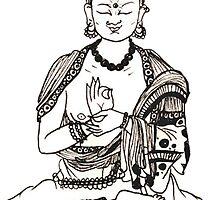 Buddha by emrapper