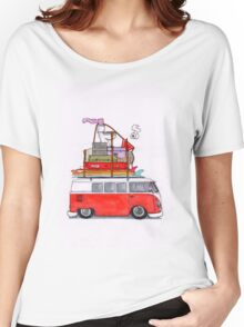 Let's Go On A Road Trip Women's Relaxed Fit T-Shirt