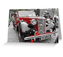 Not just any oul Austin! Greeting Card