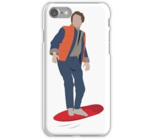 Back to the Future - Marty Mcfly iPhone Case/Skin