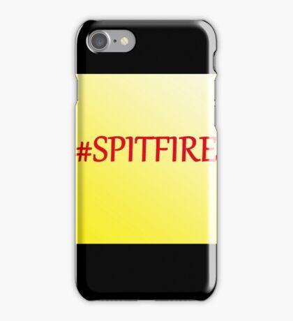 #SPITFIRE  iPhone Case/Skin
