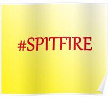 #SPITFIRE  Poster