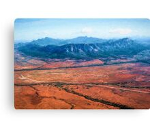 Wilpena Pound  EH Canvas Print