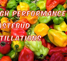 High Performance Tastebud Titillations by aughtie