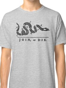 Virginia Join Or Die Classic T-Shirt