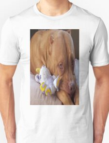 Pitbull Pose T-Shirt