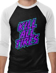 Kill All Tires Men's Baseball ¾ T-Shirt
