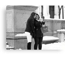 New York Street Photography 49 Canvas Print