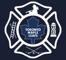 Toronto Fire - Maple Leafs style One Piece - Short Sleeve