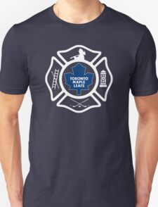 Toronto Fire - Maple Leafs style T-Shirt