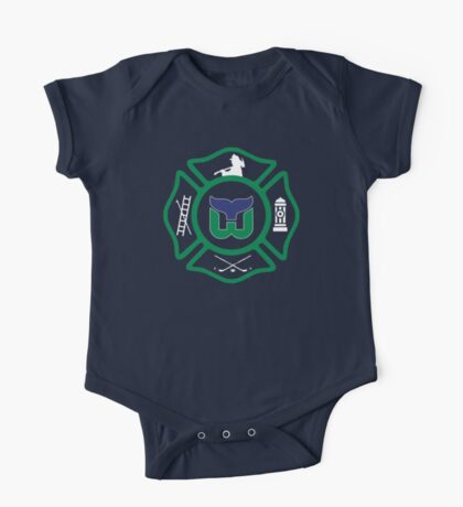 Hartford Fire - Whalers style One Piece - Short Sleeve