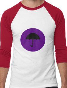 Penguin Insignia Men's Baseball ¾ T-Shirt