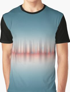 abstract City skyline - DIgital Art/Photography/ Painting Graphic T-Shirt