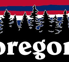 Oregon by bperky