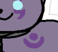 Neko Atsume Feral Druid 15 Sticker
