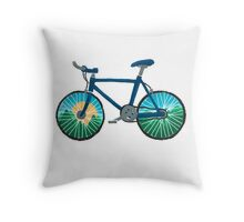 Go for  a Ride Throw Pillow