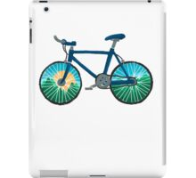 Go for  a Ride iPad Case/Skin