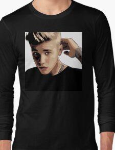 Justin Beiber Long Sleeve T-Shirt