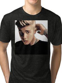Justin Beiber Tri-blend T-Shirt