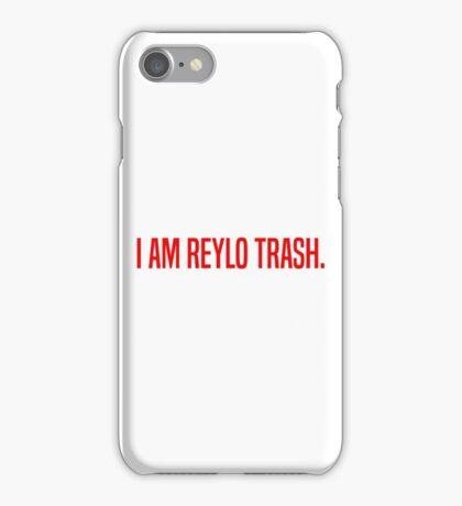 Reylo Trash iPhone Case/Skin