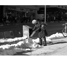 New York Street Photography 56 Photographic Print
