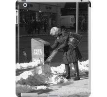 New York Street Photography 56 iPad Case/Skin