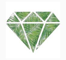 Nature Diamond  One Piece - Short Sleeve