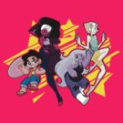 We Are The Crystal Gems by Maggie Davidson