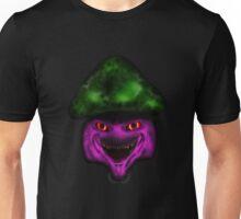 Black Evil Mushroom T-Shirt (Dare) Unisex T-Shirt