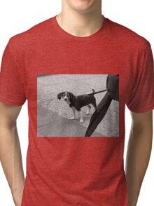 New York Street Photography 61 Tri-blend T-Shirt