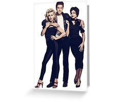 Grease Live Greeting Card